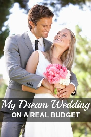 How I Achieved My Dream Wedding On A Real World Budget