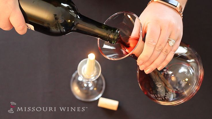 Decanting Wine: A Step-By-Step Video Guide | MO Wine