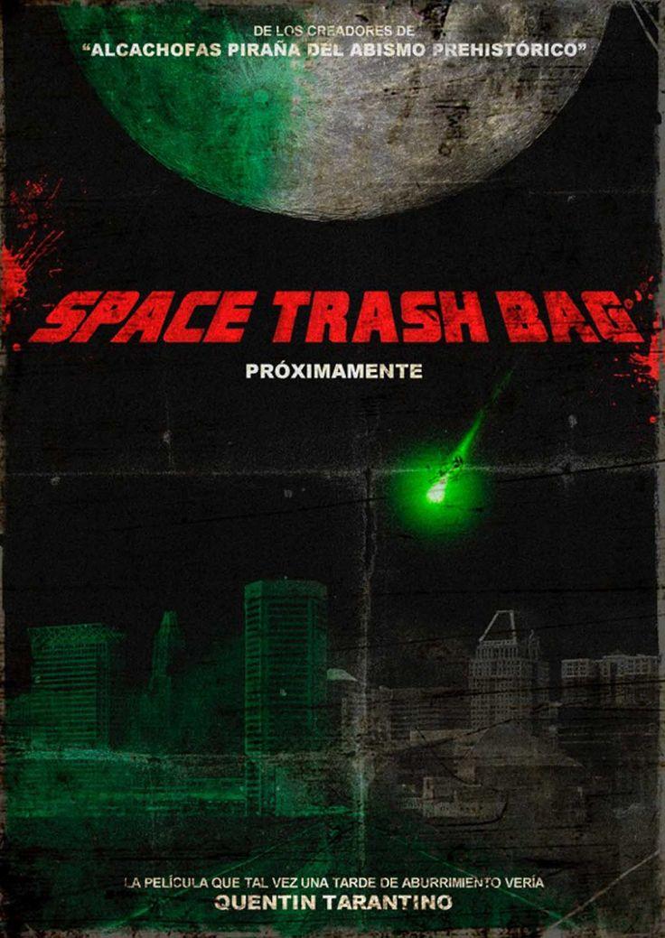 """""""SPACE TRASH BAG"""", OTRA APUESTA POR EL CINE DESDE LINARES"""