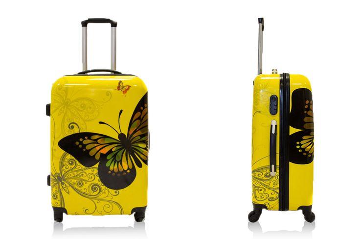Venda Malas de viagem / 28977 / Malas de cabine / Mala de cabine Trolley ADC Amarelo