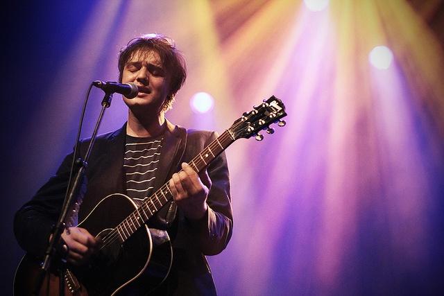 Pete Doherty, 11.04.2012 Tivoli Utrecht.