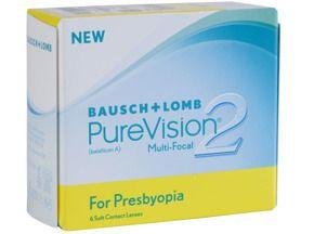 Soczewki PureVision 2HD Multi-Focal 6szt.