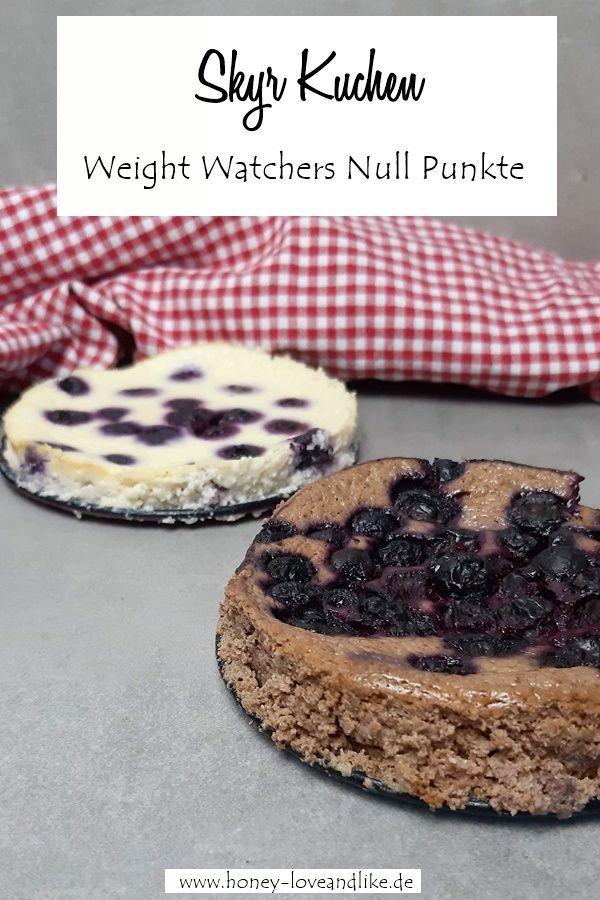 Vor ein paar Tagen entdeckte ich einen WW Skyr Kuchen und dachte bei mir   – Food | Frühstück Rezepte