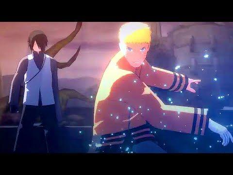 Naruto Shippuden Ultimate Ninja Storm 4 : All Ultimate Jutsus! - YouTube
