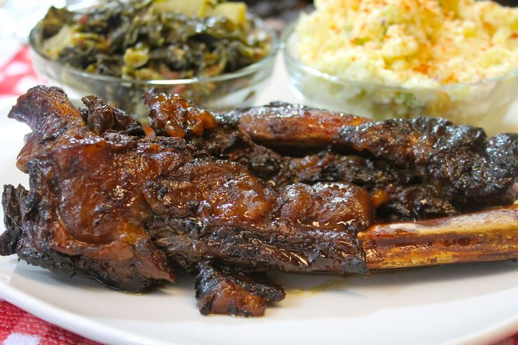 Beef Barbecue Ribs made in the CROCK POT!! Yes!!! Cookout season is right around the corner, and not everyone can grill. Give this recipe a try. It's Fool proof, and the ribs always come out flavorful and so tender. The meat falls right off of the bone!