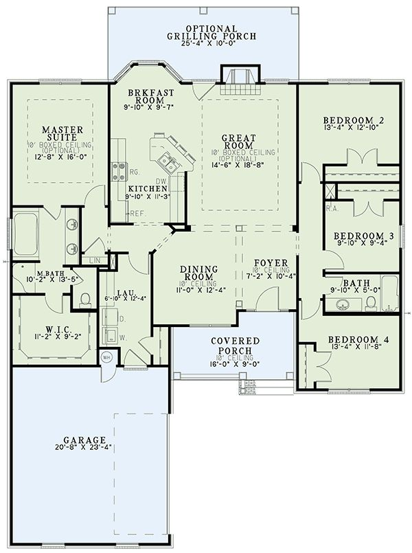 Best 25+ Traditional home plans ideas on Pinterest   Country house ...