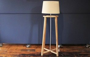 Tower floor lamp  www.waringsathome.co.uk