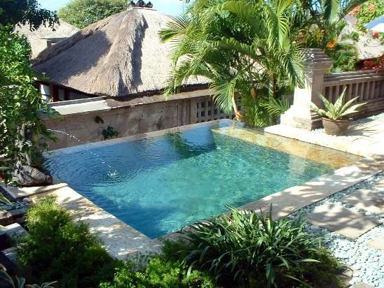 1182 best Piscinas images on Pinterest Swimming pools, Mini pool - schwimmingpool fur den garten