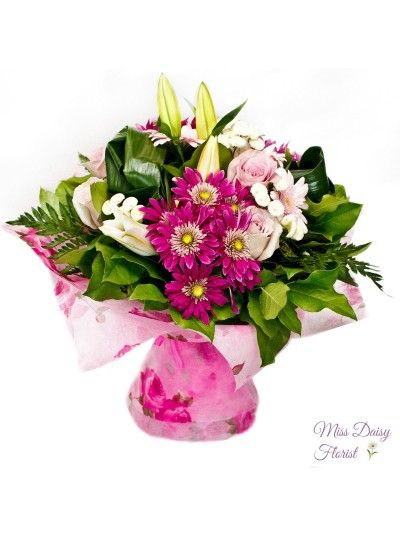 Lily & Rose Hand Tied