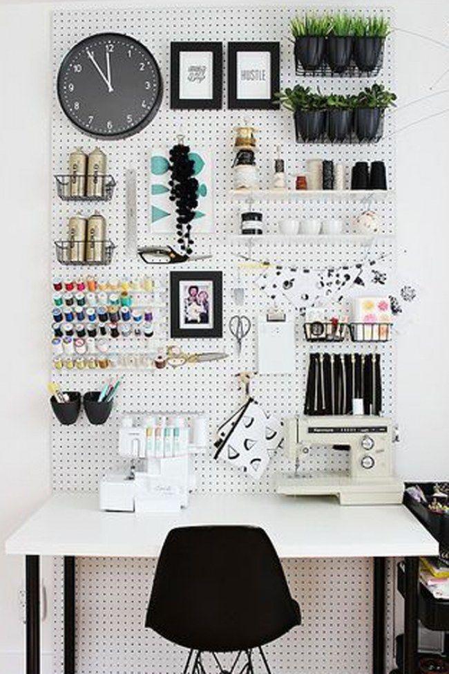 Famoso Oltre 25 fantastiche idee su Scrivania da cucito su Pinterest  FY82