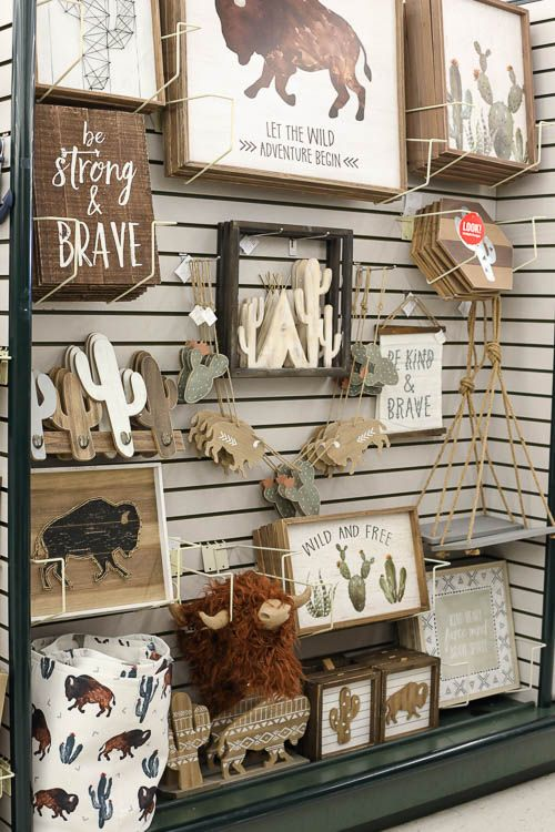 New Home Decor at Hobby Lobby in 2020 | Wild adventures ...