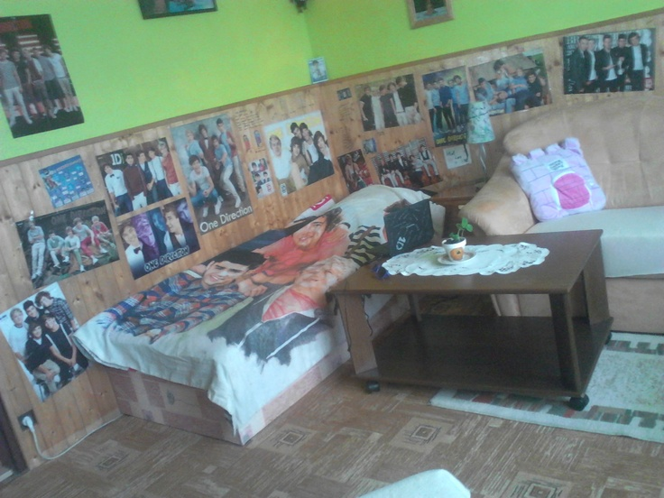 My room.. ;D And what room do you have?