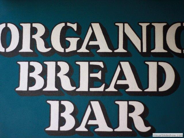 Organic Bread Bar, Darlinghurst.