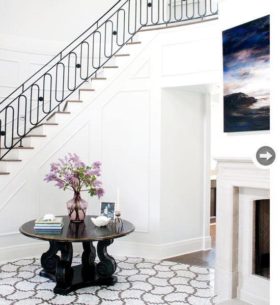 17 best images about pam & jason staircase foyer on pinterest ...