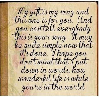 Sir Elton John - Your Song - 1970 Album = Elton John Song Lyrics