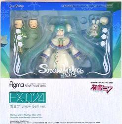 マックスファクトリー figma 雪ミク Snow Bell ver. EX024