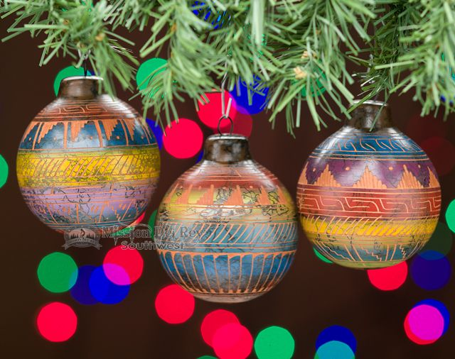 17 best images about southwestern ornaments on pinterest for American christmas decorations