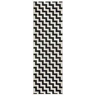 Variant: 70x80 cm  Gunnel is a black and white plastic carpet with stylish pattern. Scandinavian design from Brita Sweden. Several sizes.    Read more about Gunnel carpet black  $55.88 (VAT excl.)