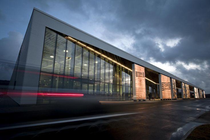 contemporary suburban strip mall | KAUPTÚN 3 | KRADS | Archinect