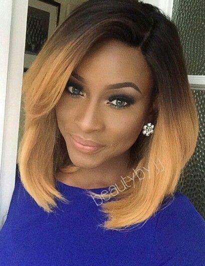 Black Women Weave Hairstyles, Black Bobs Hairstyles, Hair Ideas, Black ...