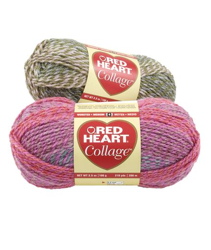 Collage Yarn | Red Heart