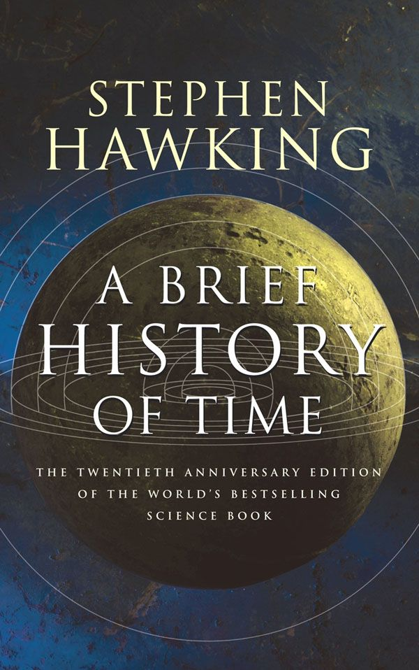 A Brief History of Time | 32 Books That Will Actually Change Your Life