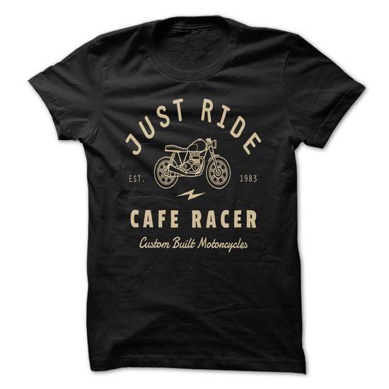 Just Ride #sunfrogshirt