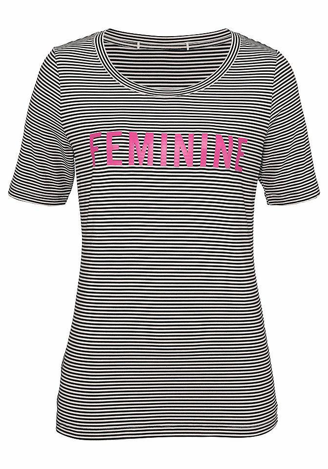 eb9227ed9ea6 eksept T-Shirt FEMMY TOP  baur  feminine  statement  logo  shirt