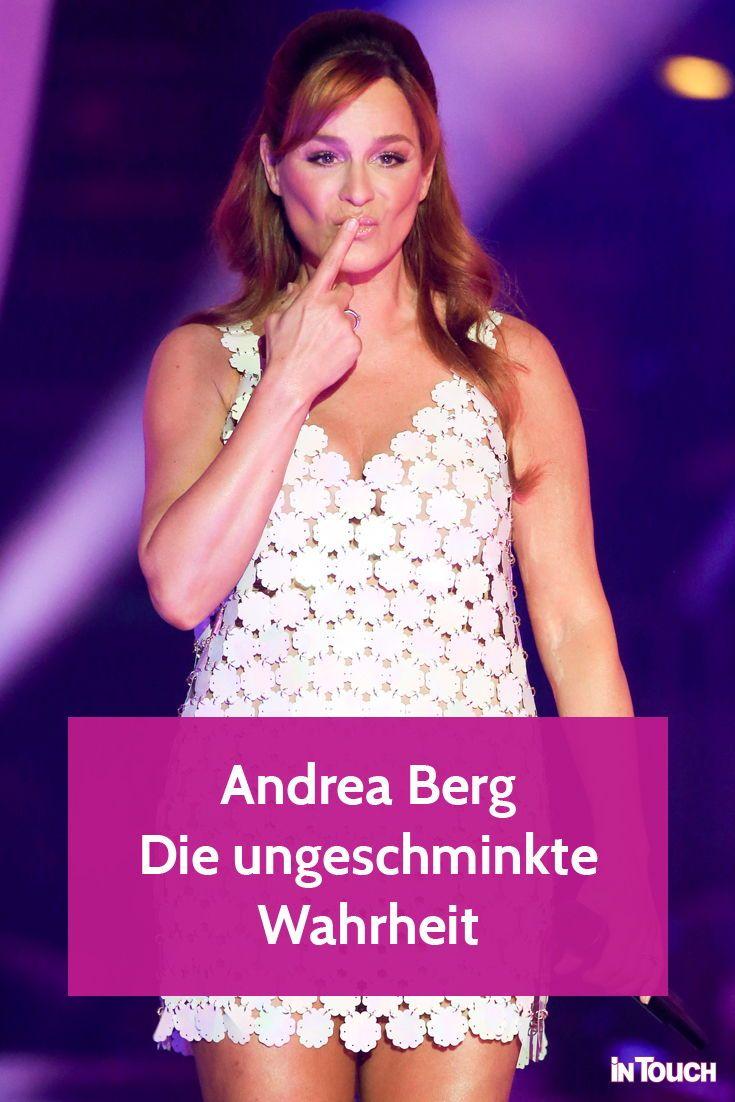 Andrea Berg Ungeschminkt So Toll Sieht Sie Ohne Make Up Aus Mit