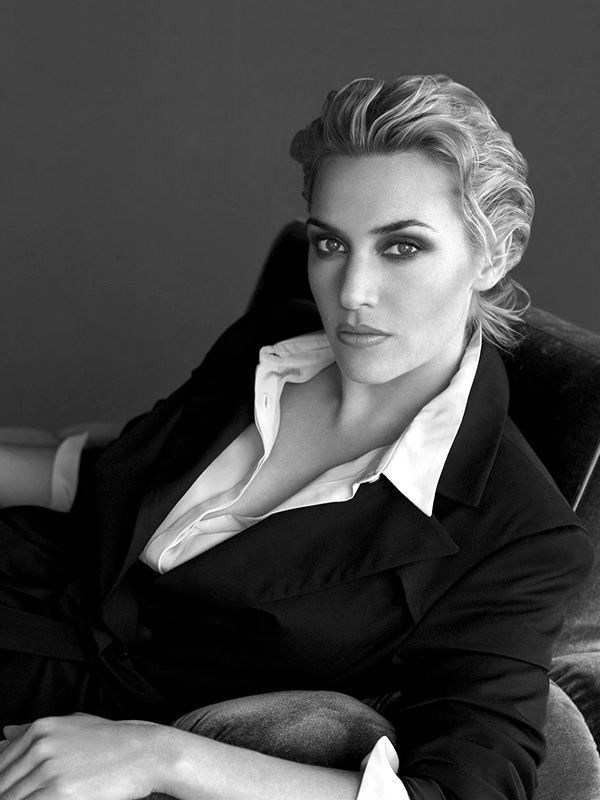 Kate Winslet by Tom Munro