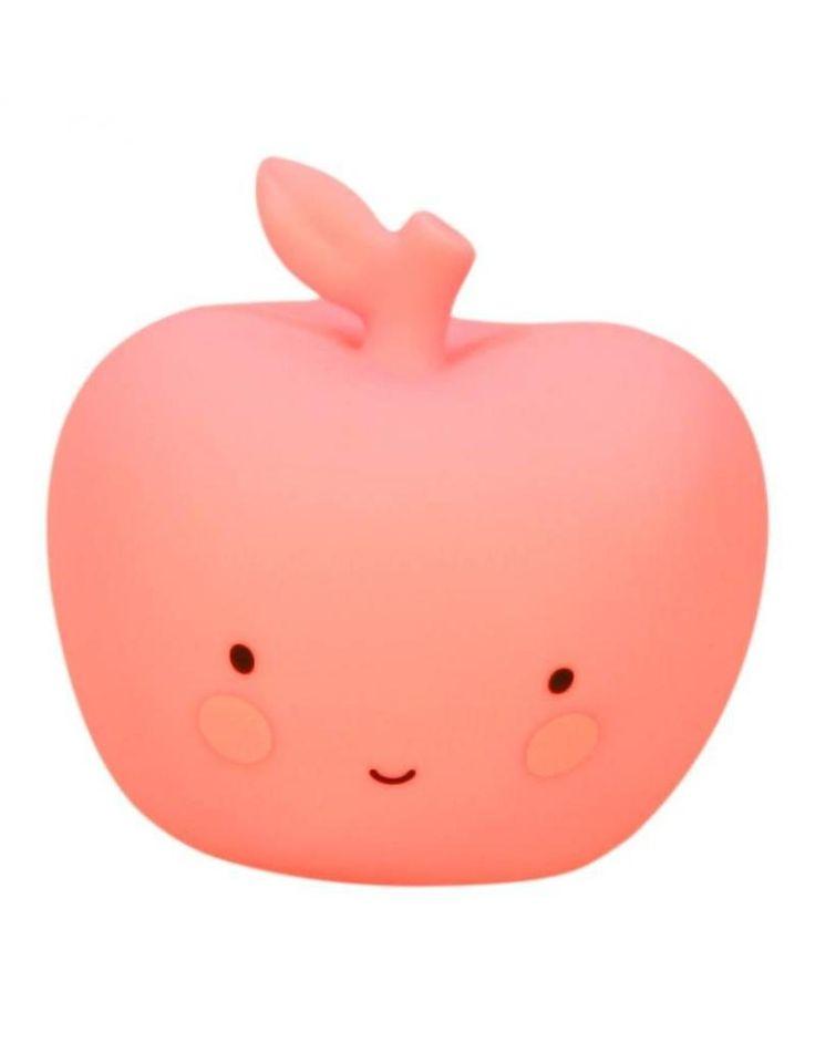 Nattlampa Lilla Äpplet