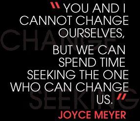 Joyce Meyer Quotes - #joycemeyer http://www.youtube.com/joycemeyerpreaching #joycemeyer