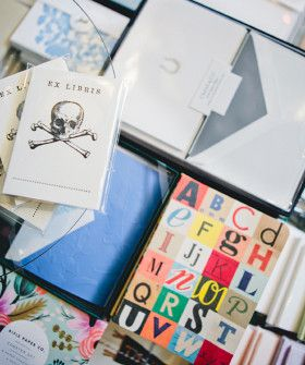 Best Chicago Stationary Stores - Best Chicago Gift Shop | Take a look inside Chicago's best stationary stores. Refinery29 brings you pictures and details about three stationary stores. #refinery29 http://www.refinery29.com/stationery-stores