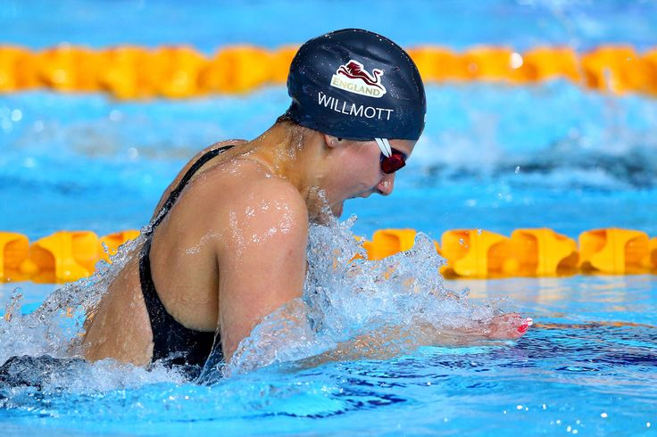 Aimee Willmott of England