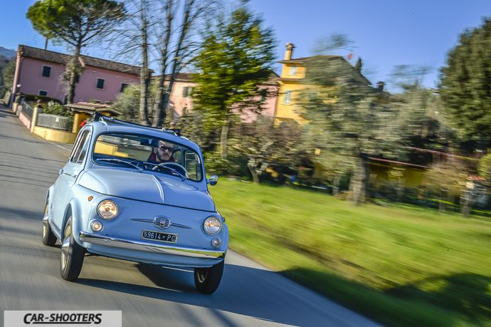 Nuova Fiat 500 D