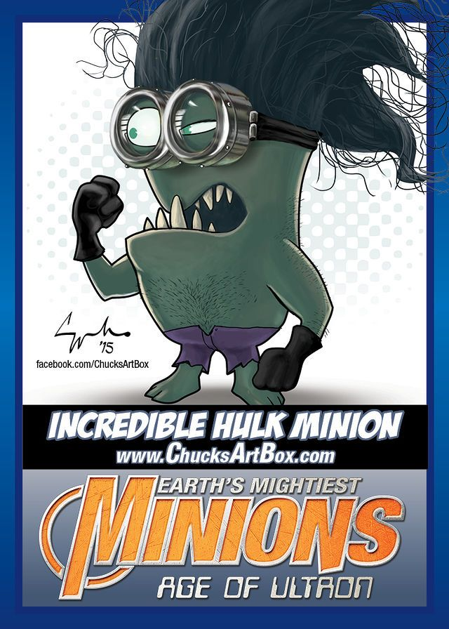 Behold: Mighty Minion Avengers Fan Art! | moviepilot.com