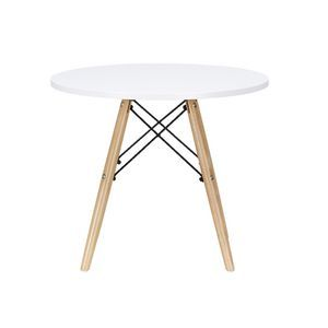 Kids Play Table White bunnings $59