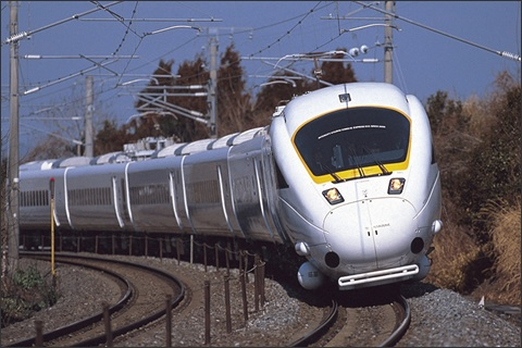 Kyushu Limited Express Kamome