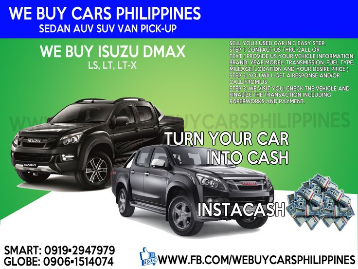 17 Best Images About BUYING USED CARS PHILIPPINES On