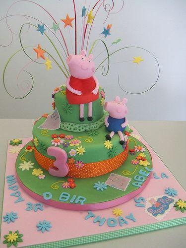 Torta Peppa Pig n.19