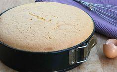 Se cercate una ricetta pan di spagna infallibile, alto soffice e spugnoso l'avete trovata. Facilissimo e adatto per ogni tipo di farcitura.