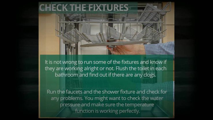 For more information visit here http://www.byronsplumbing.com/  Here we share plumber's checklist that enable you to detect home plumbing issues in the early stage and avoid untidy situations in the future. Follow this plumber's checklist to choose which home suits your requirements and which one should be flushed from your thought.