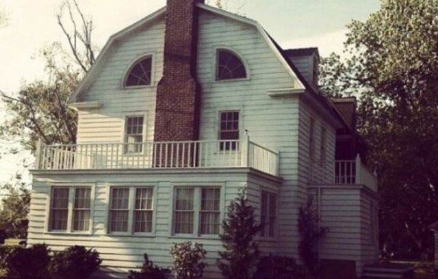 The Amityville house harbored secrets