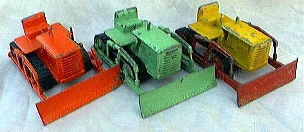 Lesney Caterpillar Bulldozer