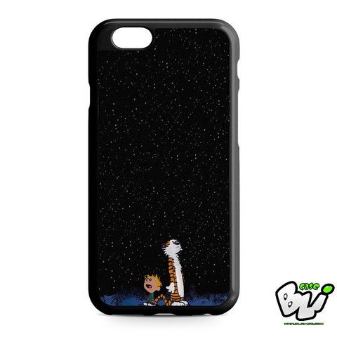 Calvin And Hobes Night Sky iPhone 6 | iPhone 6S Case