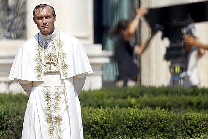 Il primo trailer di The Young Pope, la serie tv di Paolo Sorrentino