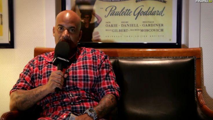 Olli Banjo im Interview bei Freshmilk.TV
