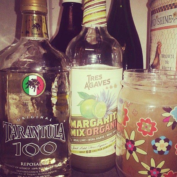 Tarantula Tequila!