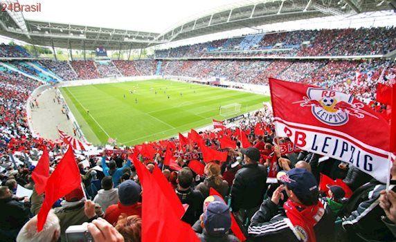 RB Leipzig cede empate e perde chance de colar no Bayern de Munique