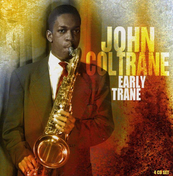 John Coltrane - Early Trane, Blue